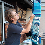 Weekend Painting Experience in Bergerac with Andrea & Jerry Shearing