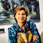 Painting Experience with Caroline Hall