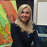 Abstract Painting Experience with Renata Kopac