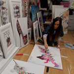 Art Experience with Wendy Helliwell