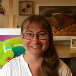 Reverse Glass Painting with Melanie Hodge